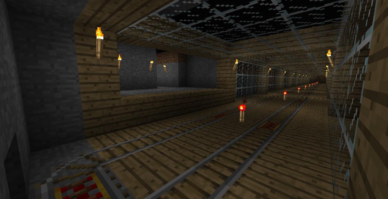 Start of underground subway system
