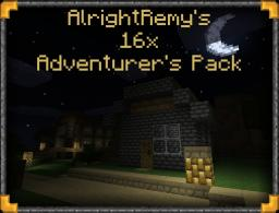 THE ADVENTURER'S PACK [1.7.3] [WIP] Minecraft Texture Pack