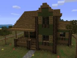 Farmhouse 2 Minecraft Map & Project