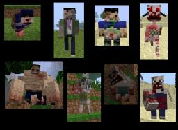 L4D Mob Pack (Mod in the works) Minecraft Blog Post
