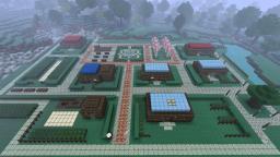 Kakariko Village Minecraft Project