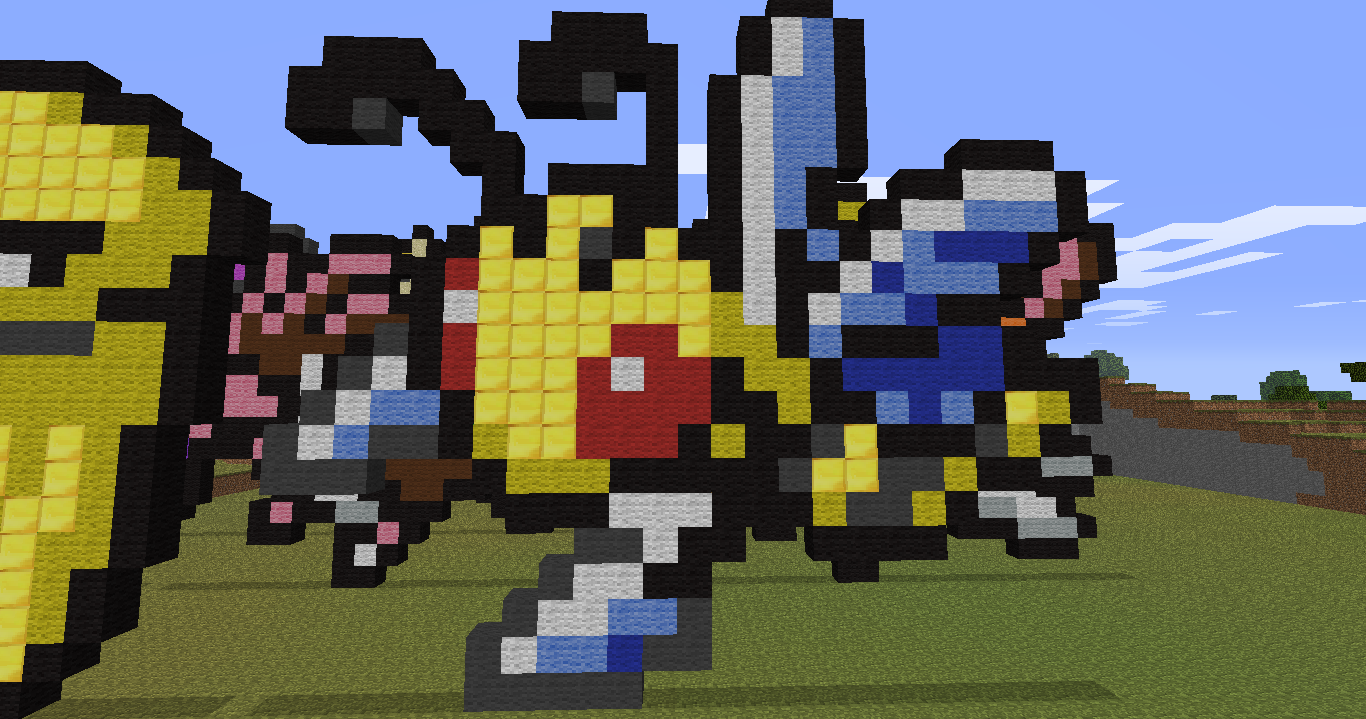 Original 151 Pokemon Pixel Art