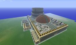 Power Plant (Reactor) Minecraft Map & Project