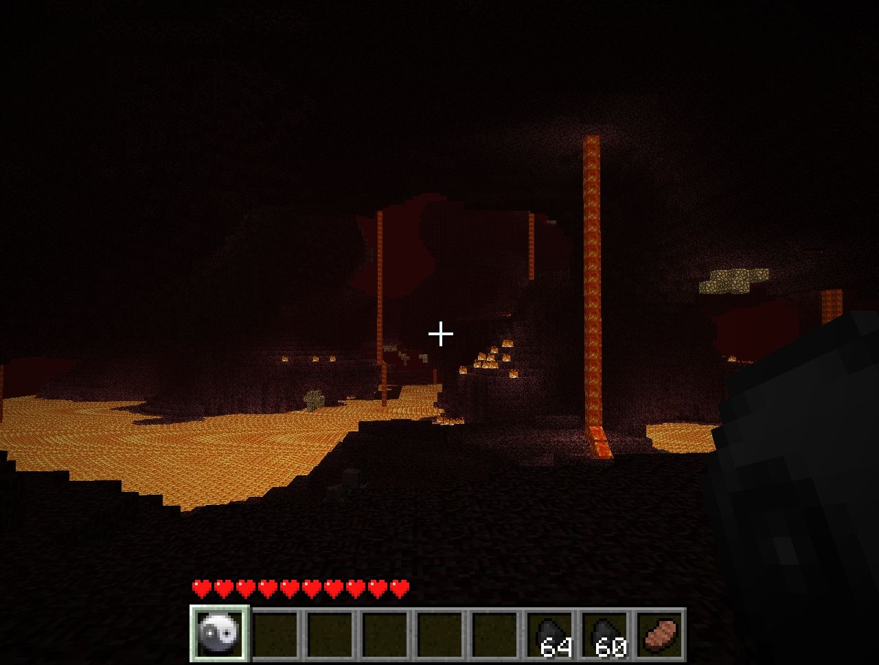 Nether Portal Key Minecraft Mod
