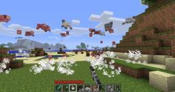 Blast Glove Minecraft Mod