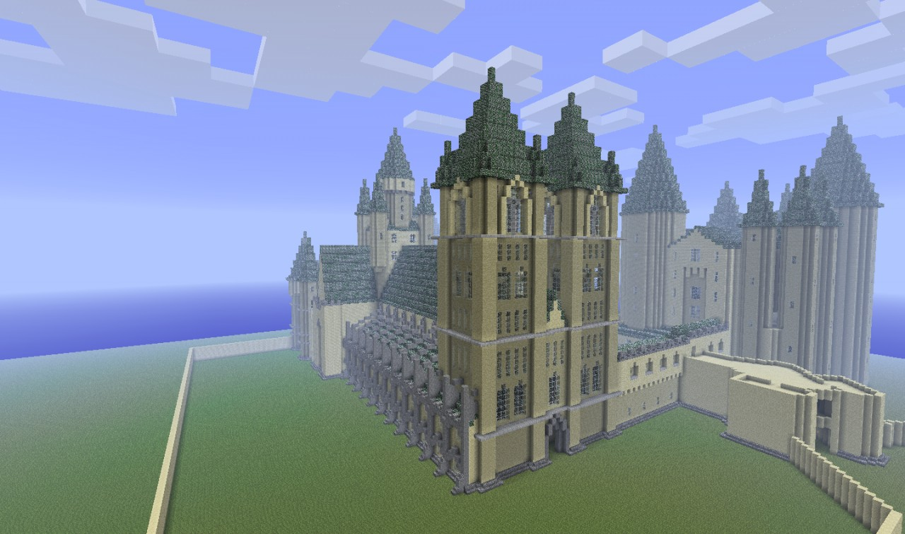 Joramovic S Hogwarts Project Minecraft Project