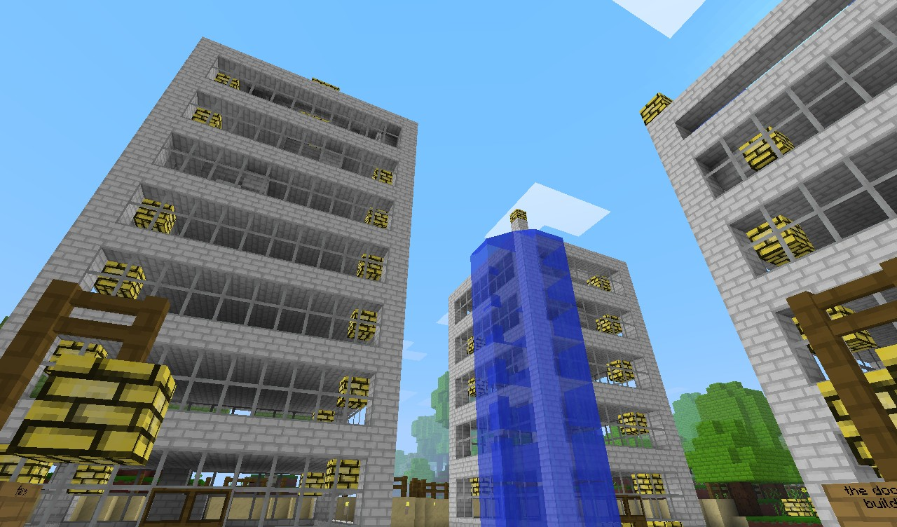 Some cool Sky Towers