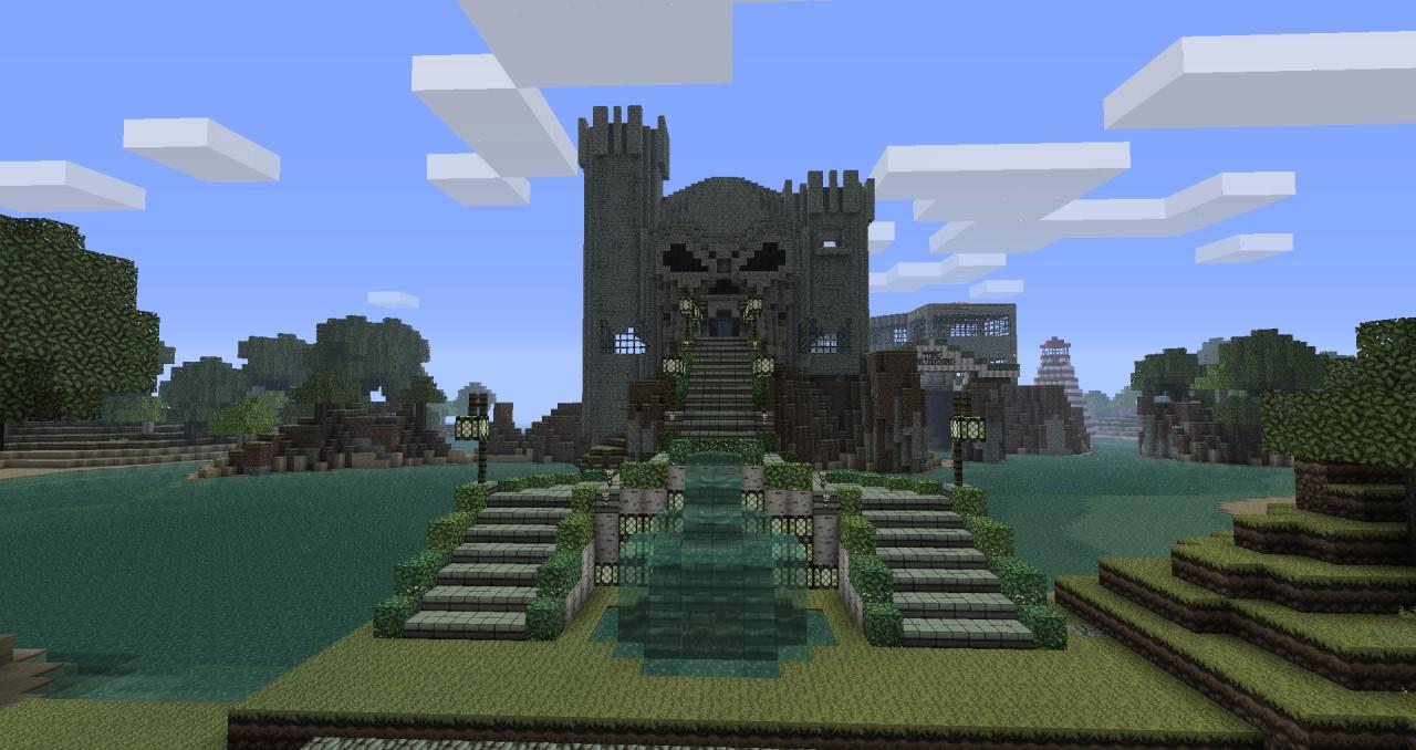 Warzone Build Minecraft