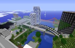 Metro (City) Minecraft Map & Project