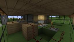 Hidden Piston Floor Minecraft Map & Project