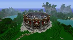 Imperial City Arena (Elder Scrolls) Minecraft