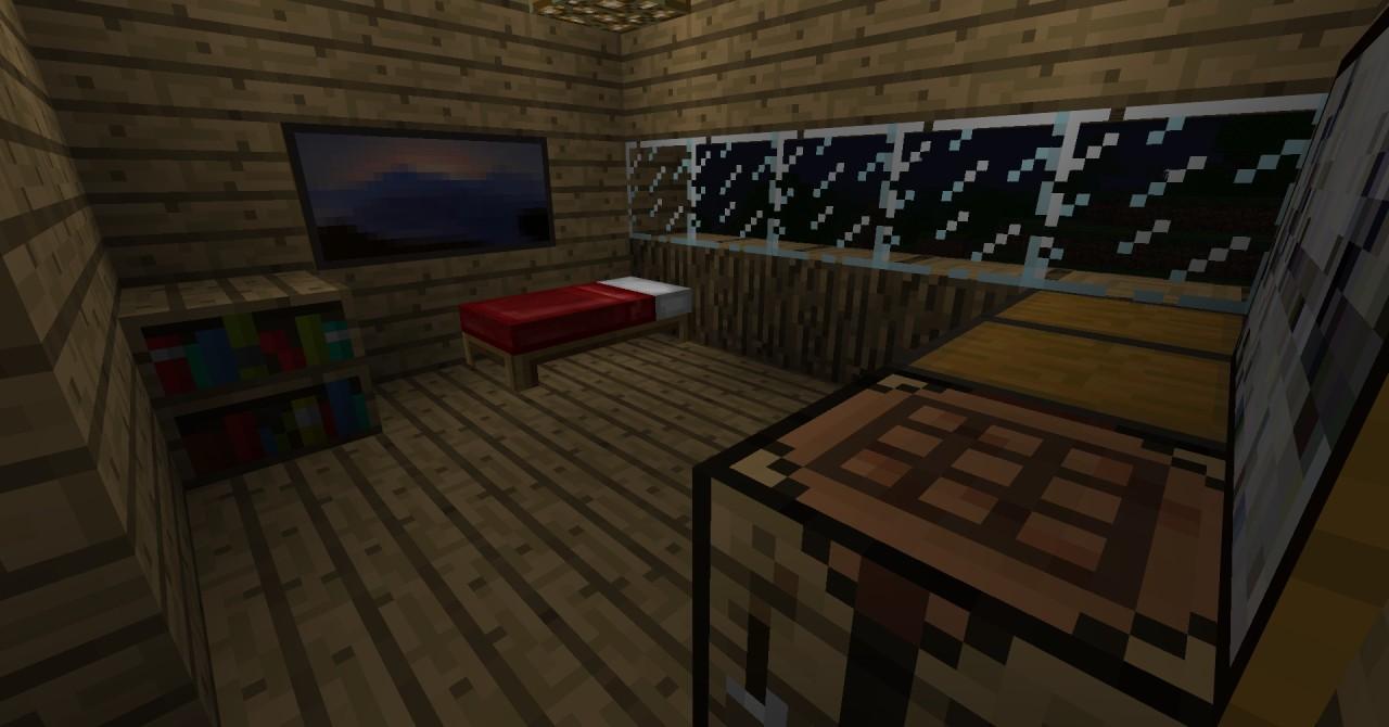 12 standard rooms