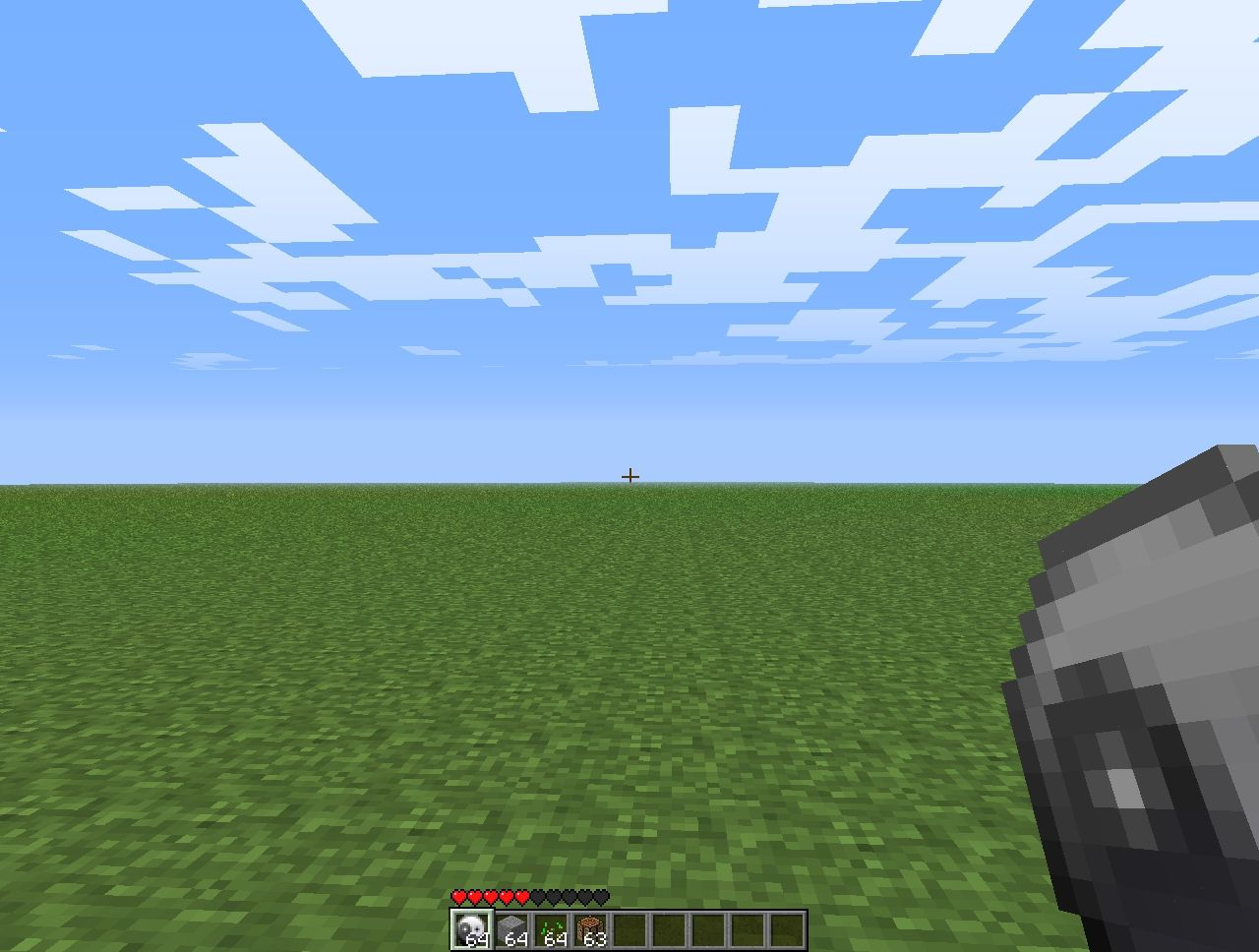Flat Land Mod Minecraft // gnostiratis gq