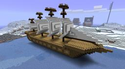 Little ship Minecraft Map & Project
