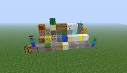 Mob terrain Minecraft Texture Pack