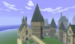 Joramovic's Hogwarts project Minecraft Map & Project