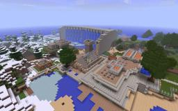 SUPERserver Minecraft 1.7.3 +iConomy+Jobs+Factions+LWC Minecraft Server