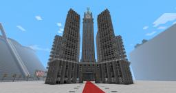 Mecca Clock Tower Minecraft Map & Project
