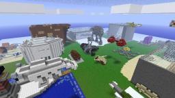 UniverseMap Minecraft Map & Project