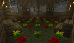 Epic Flamible House Minecraft Map & Project