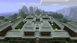 Oriental Castle Complex Minecraft Project