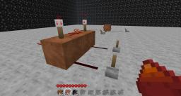 NAND and NOR Gate Minecraft Project