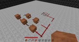 A 5-clock and a Repeater clock Minecraft Map & Project