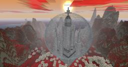 Gallifrey Citadel of the Time Lords Minecraft Project