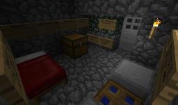 Escape Jail! Minecraft Map & Project