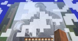 Will Smith Pixel Art Minecraft Map & Project