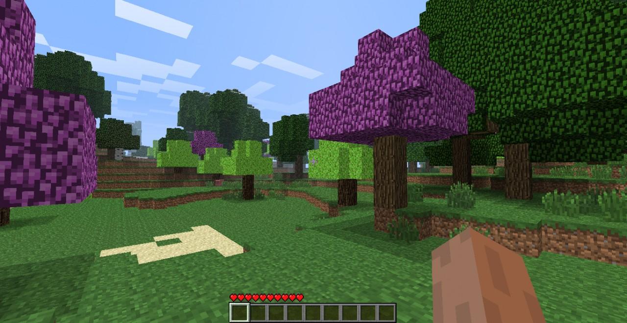 New Trees!!!