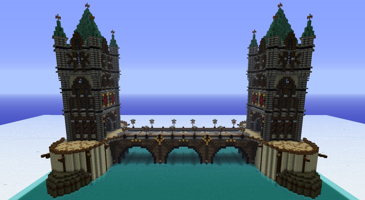 river arch bridge adacia collection minecraft project