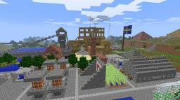 Logor's town Minecraft Project