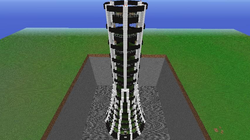 Sky City 2000 Minecraft Project