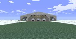 Large Server Building Minecraft Map & Project
