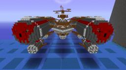 Rebel airship Minecraft Project