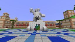Super mario sunshine Minecraft Project
