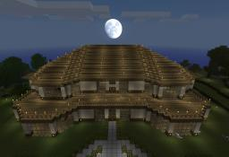 My Minecraft Mansion Minecraft Map & Project