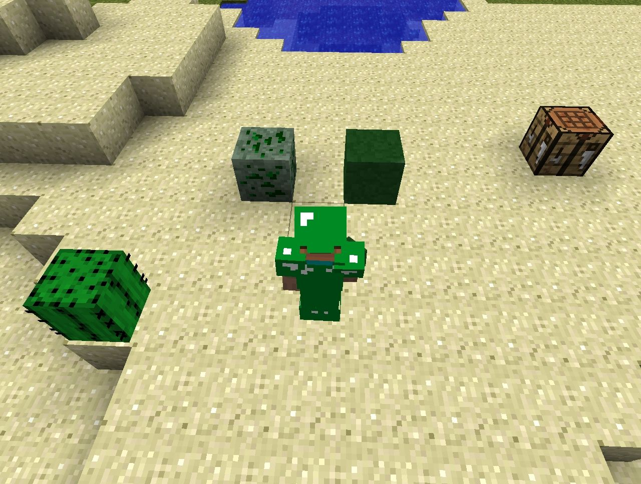 Emerald Armour and Tools Minecraft Mod