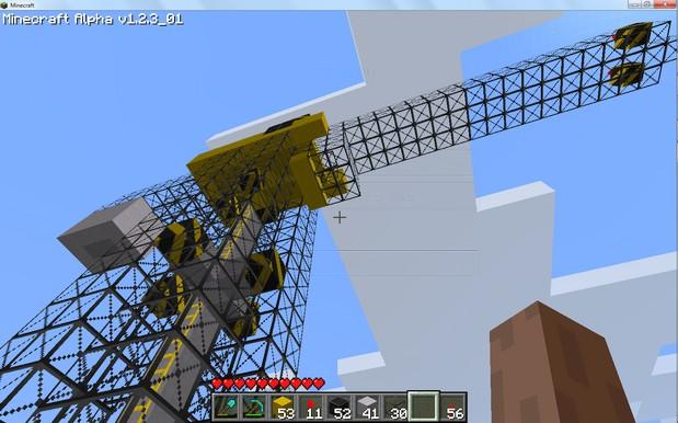 Under construction minecraft texture pack - Video minecraft construction ...