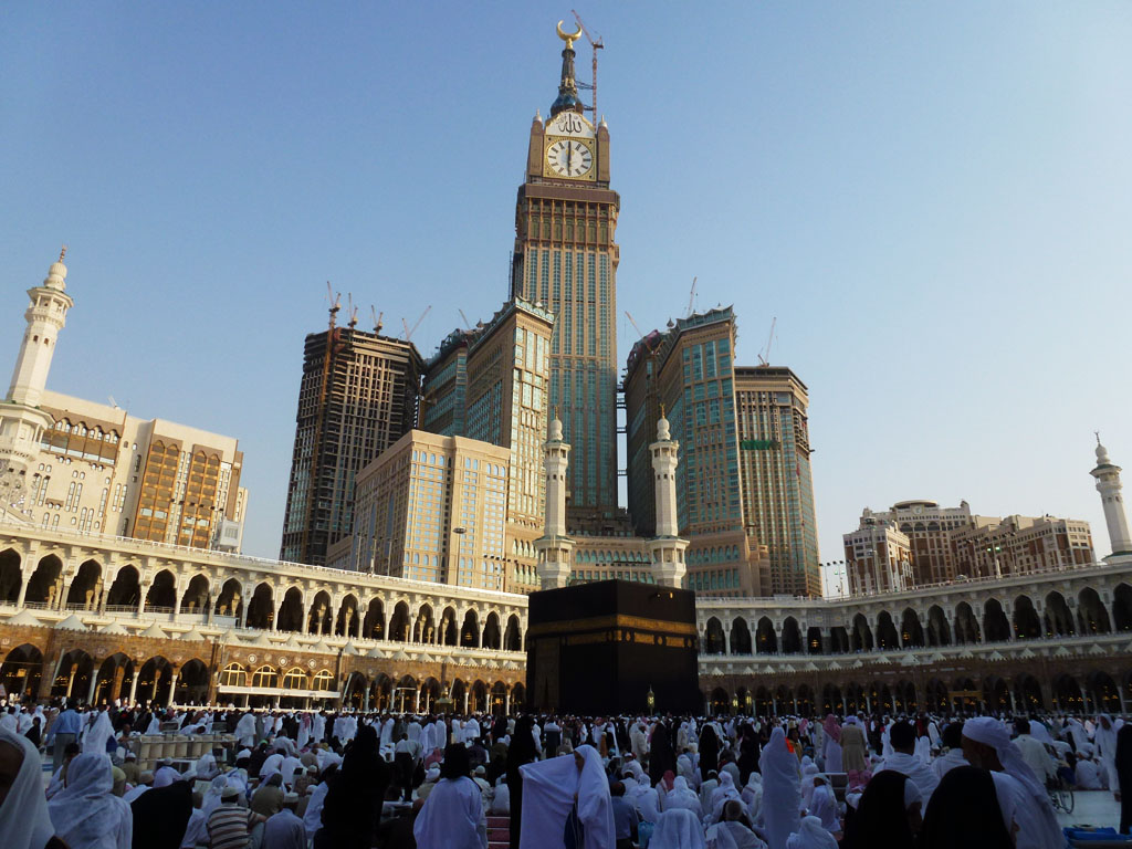 10 Facts About The Makkah Royal Clock Tower That You Probably Didn ...