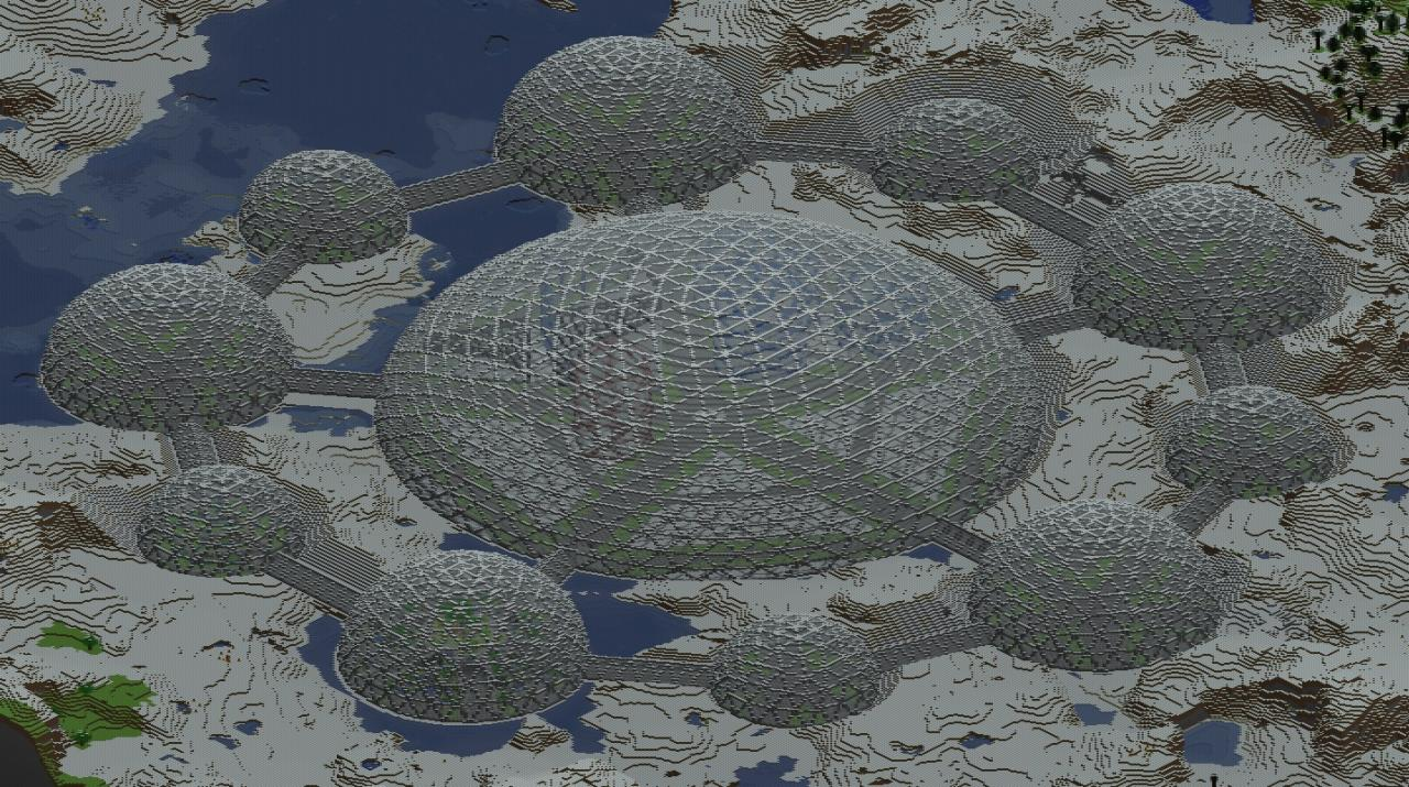 Domedcom Minecraft Sphere Diagram Geodesic Domes Project