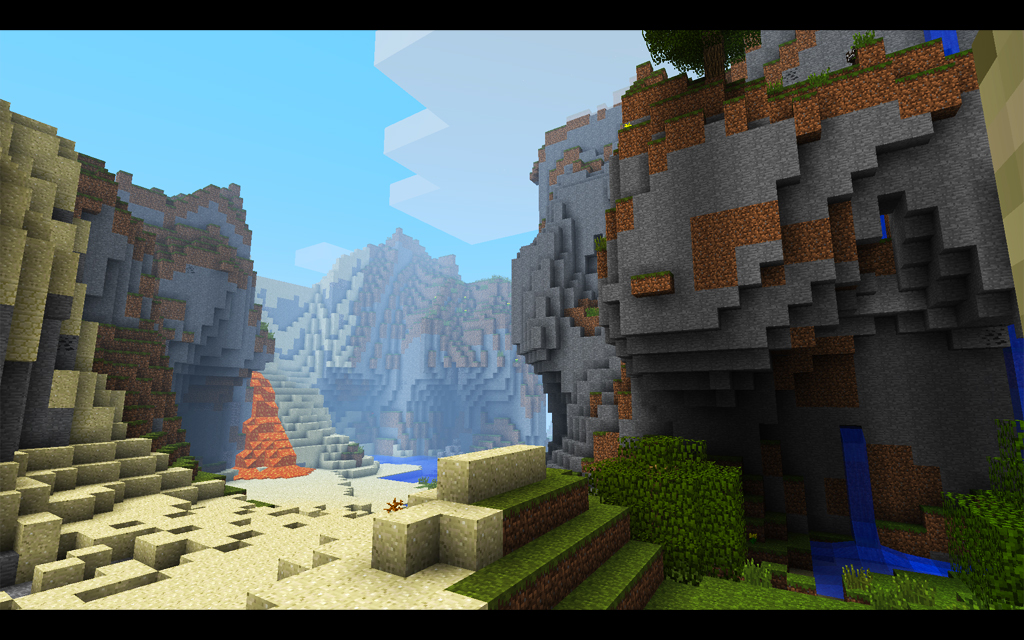 EPIC SEED Minecraft Project