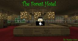 The Forest Hotel Minecraft Map & Project