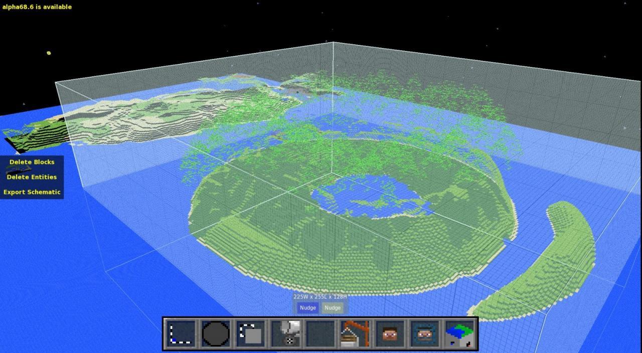 Secret Island Base Minecraft Project