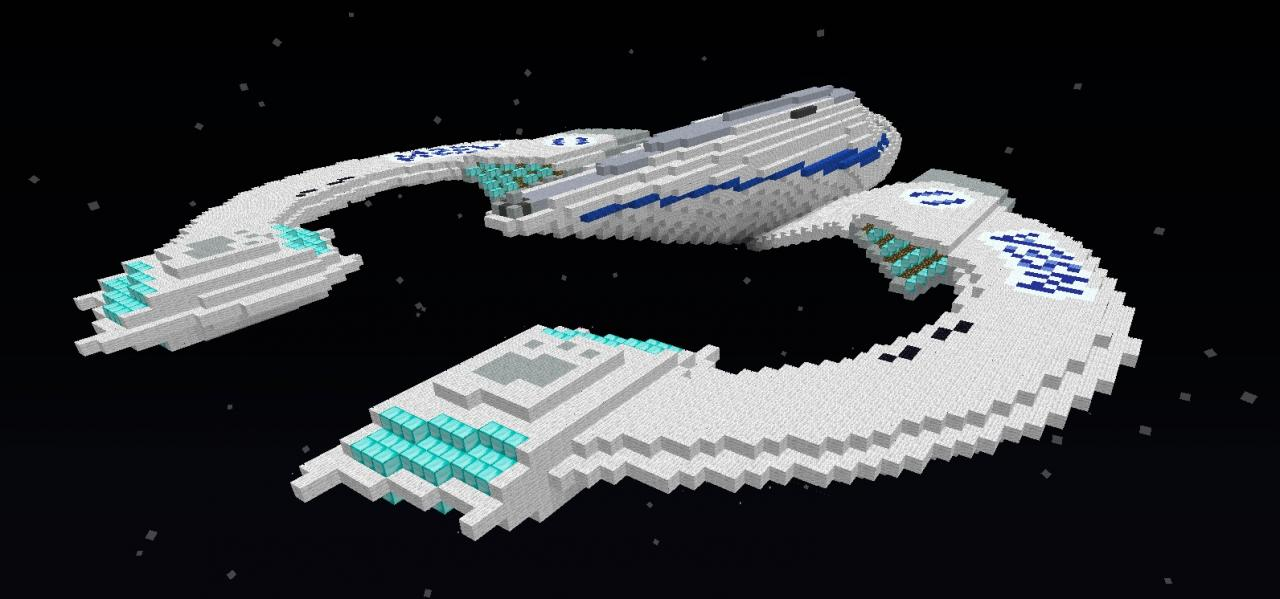 Galactic quest minecraft