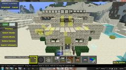 Dustbowl Center Minecraft Map & Project