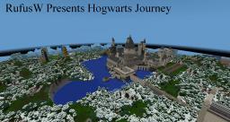 RufusW Presents Hogwarts Journey Minecraft Map & Project