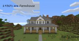 Country Home Minecraft Map & Project
