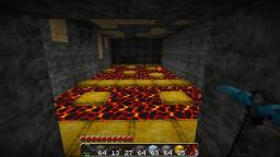 Lava Pit to Big Race Minecraft Map & Project